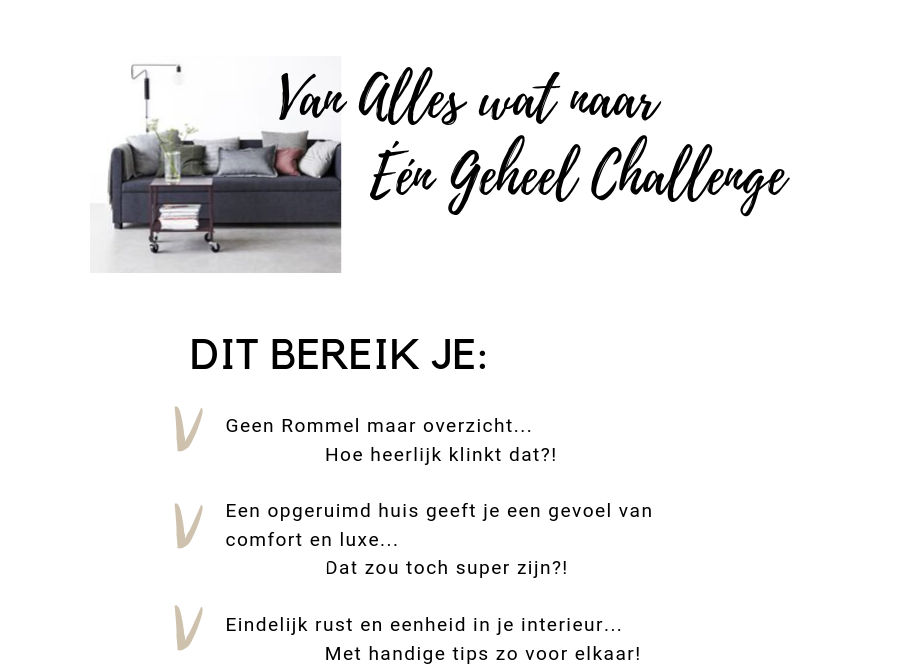 Sales challenge