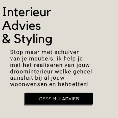 Interrieuradvies en styling 1.2